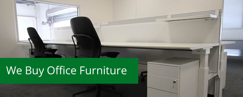We Buy Office Furniture   Click Here